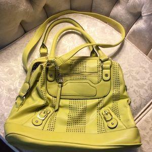 Steve Madden handbag with straps